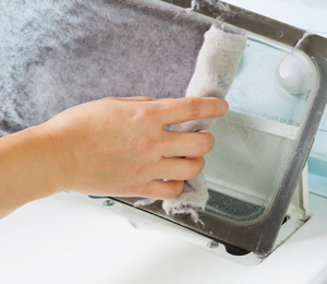 dryer lint tray