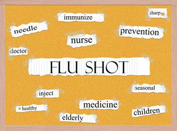 Flu shot tips