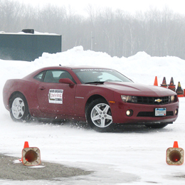 Drive for Life winter driving school