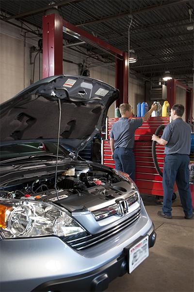 West Bend Auto Services Program
