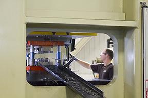Machine Shop - Metal Fabrication