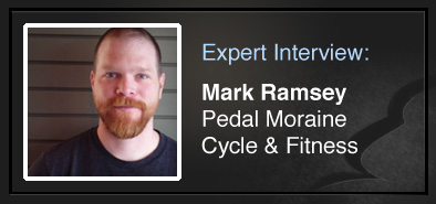 Mark Ramsey, Pedal Moraine Cycle & Fitness