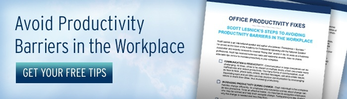 Tips for improving workplace productivity | West Bend