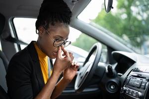 Car smells you shouldnt ignore