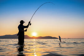 Common fishing accidents