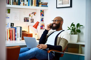Insurance coverage and working from home