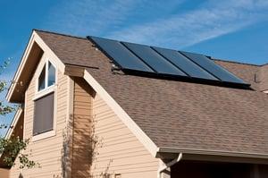 Insurance coverage for solar panels