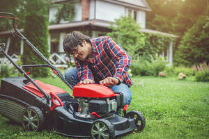 Lawn mower tune up tips
