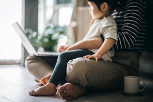 Making time for your family while working from home