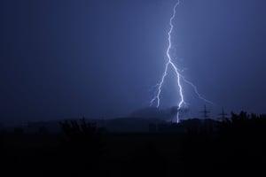 flash-thunderstorm-flash-of-lightning-black