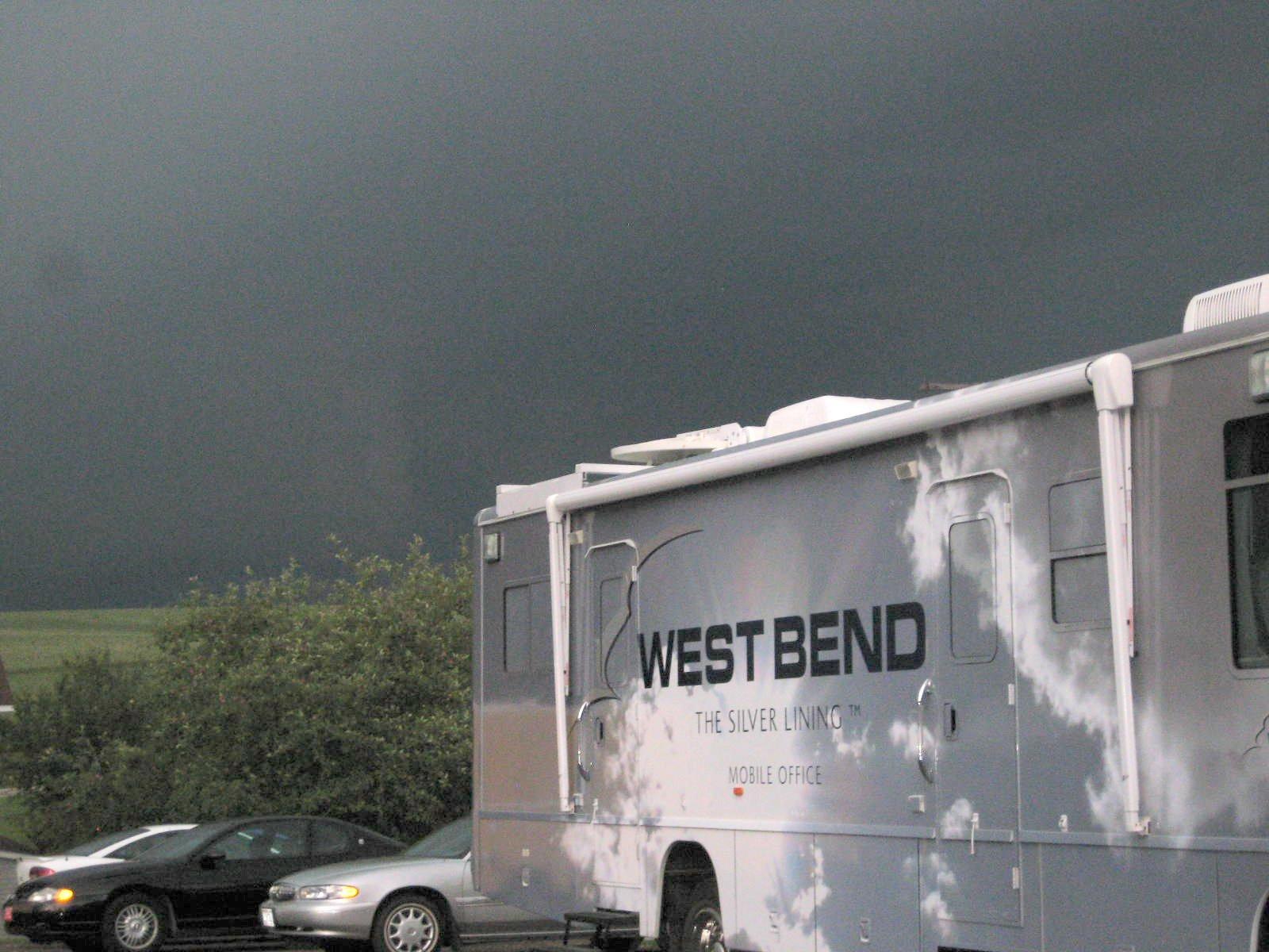 Responder in Tornado