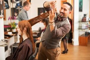 Salon-hair