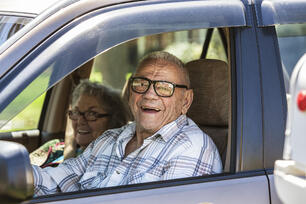 Seniors and road trips