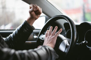 Signs your an aggressive driver