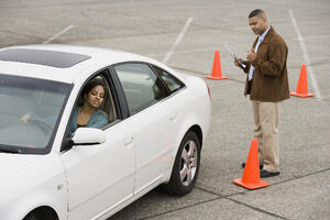 Teen driving skills