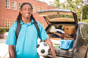 Things to consider if chld takes a car to college