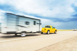 Tips for pulling a travel trailer