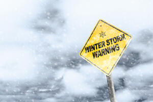 Winter advisory and warning meanings