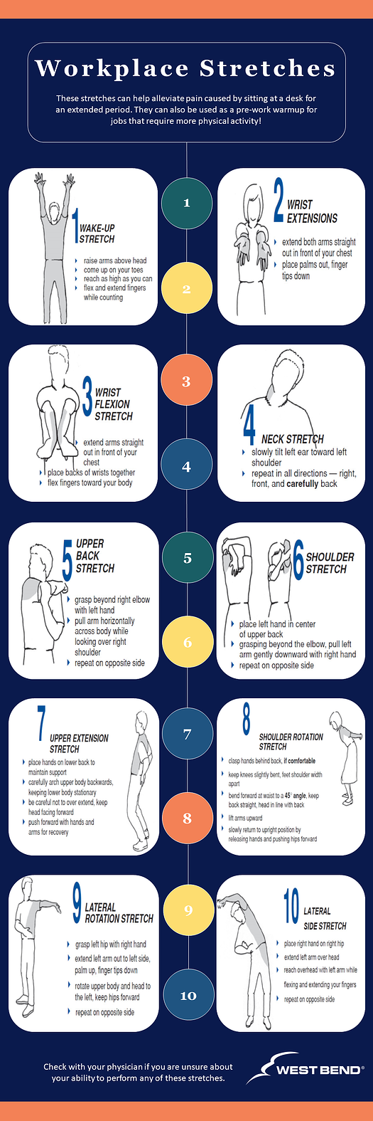 Workplace Stretches infographic-pic