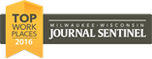 Milwaukee Journal Sentinel 2016 Top Work Places