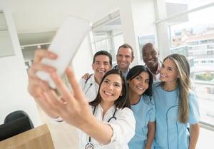 selfie-doctors-office