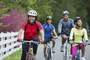 spring bicycling tips