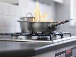 stovetop fires
