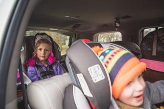 transporting kids